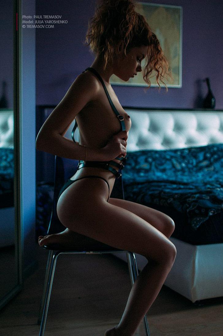 русалка Юлия Ярошенко / Julia Yaroshenko by Paul Tremasov - Mermaid Motel