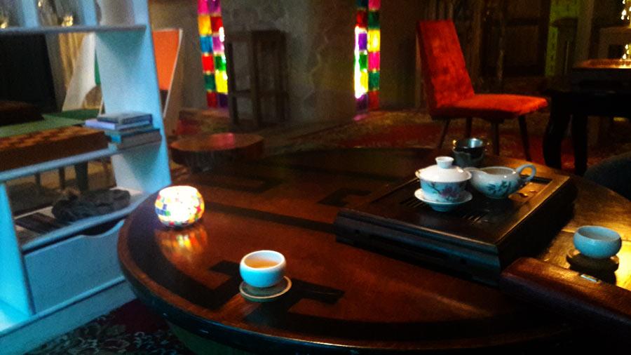 Минск, Чайная церемония в Троицком Предместье