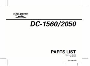 service - Инструкции (Service Manual, UM, PC) фирмы Mita Kyocera 0_137e2f_8197119d_orig