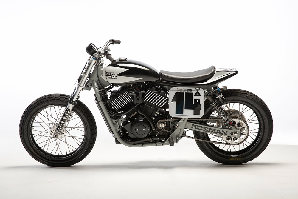 See See Motorcycles: флэт-трекер Harley-Davidson XG750 Street 750