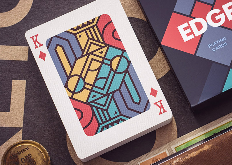 Edge Playing Cards by Creative Mints (4 pics)