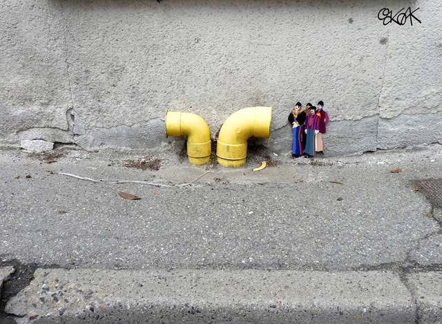 Pop Culture Street Art