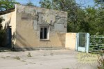 Заброшенное здание КПП