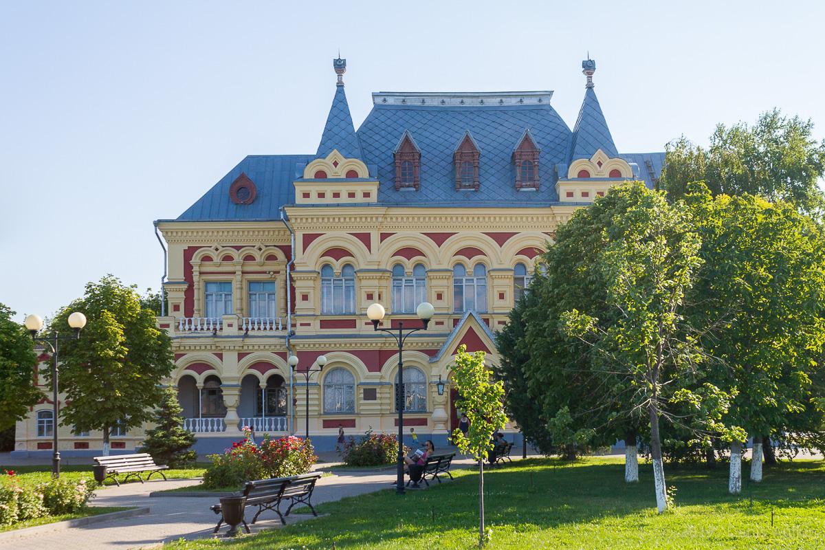 Здание историко-краеведческого музея Камышин фото 1