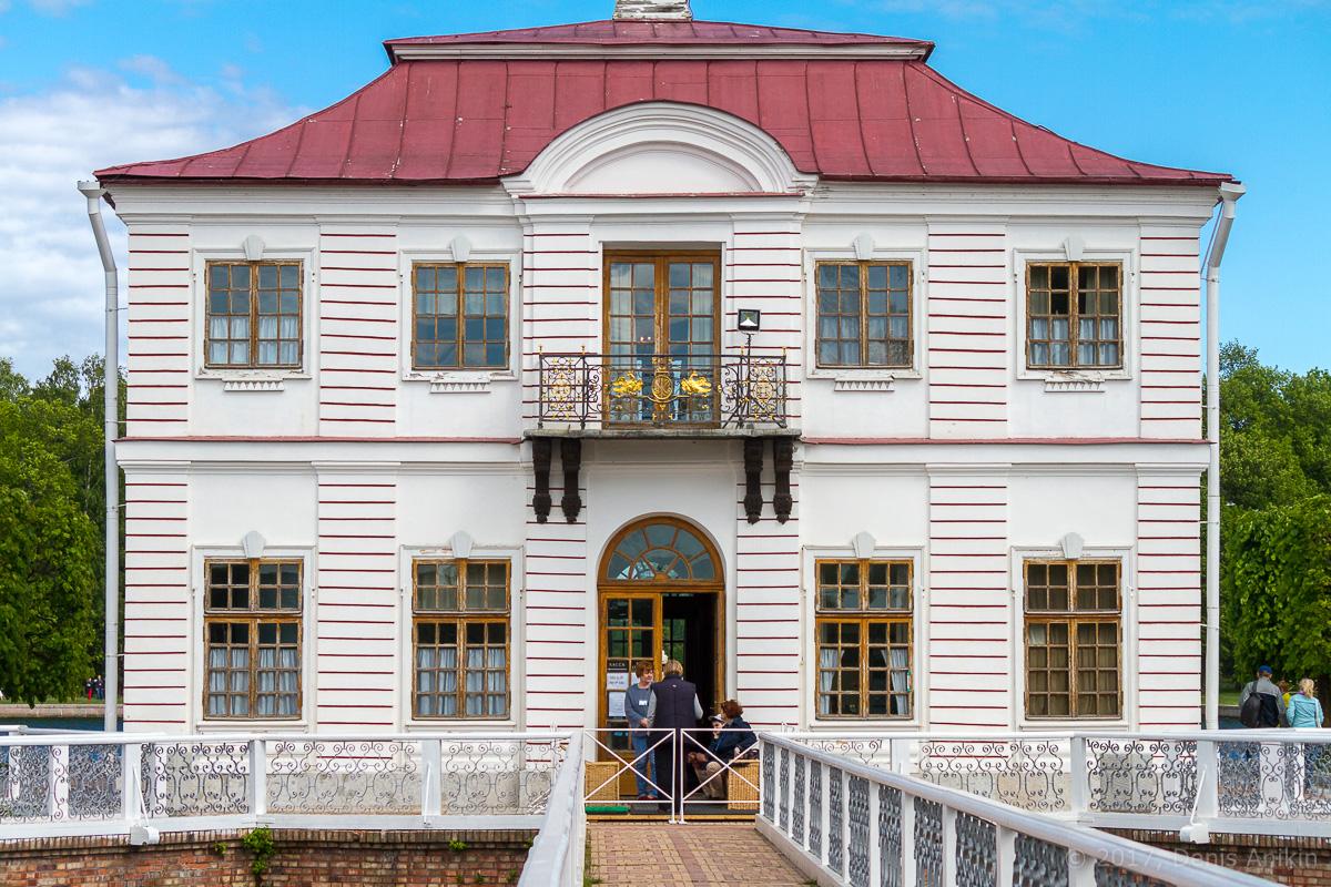Дворец Марли Петергоф фото 12