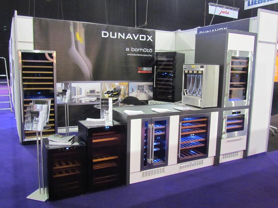 купить винный шкаф в Краснодаре, скидки акции Dunavox