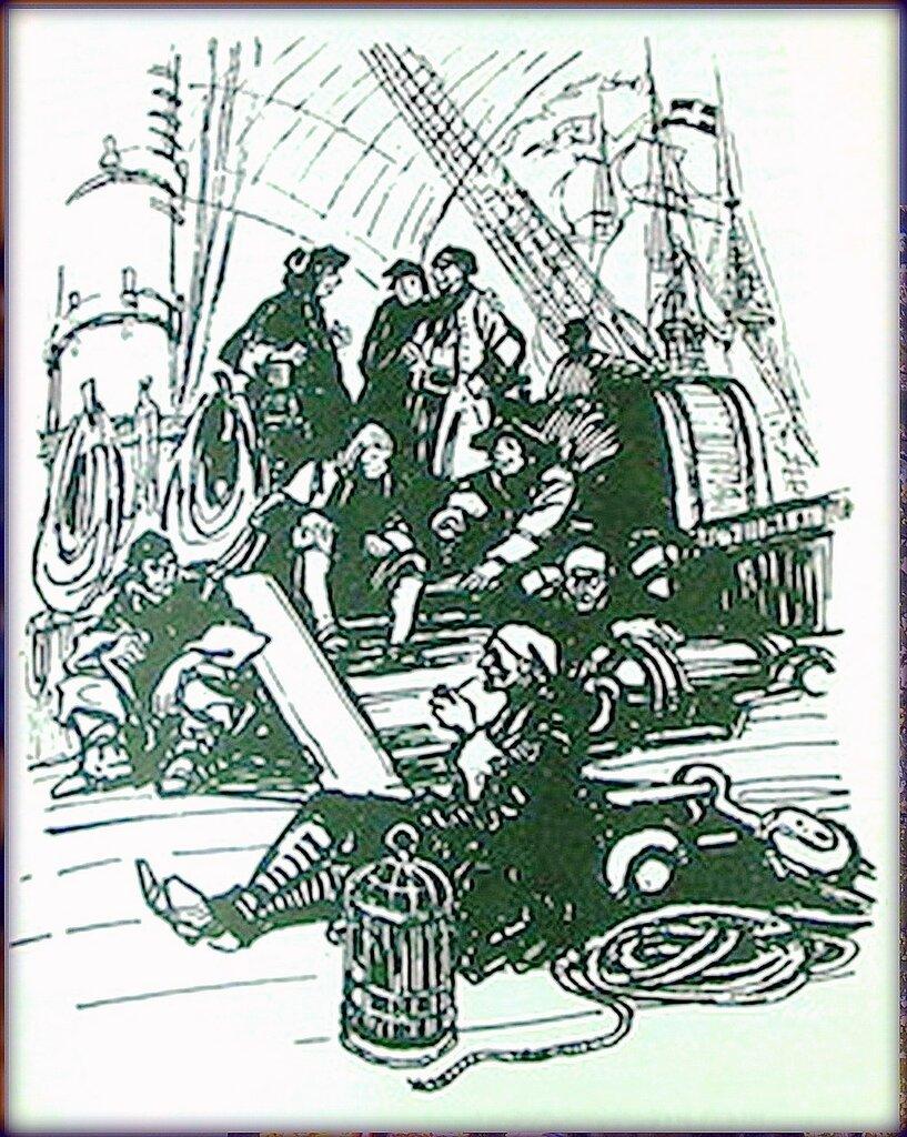 Иллюстрация, рисунок, к роману Ю. Германа Россия молодая, фото из интернета (3).jpg