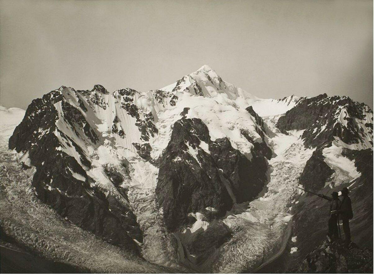 Бурджула 4450 м., Дигория