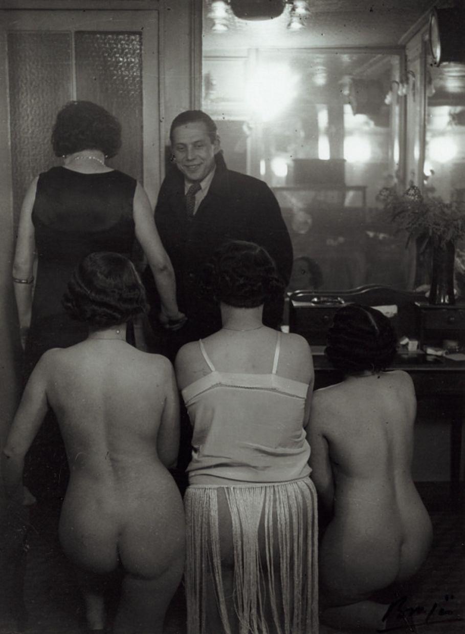 1932. Бордель Сюзи. Посетитель