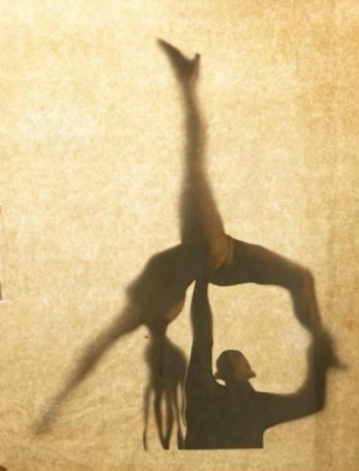 1955. Танец