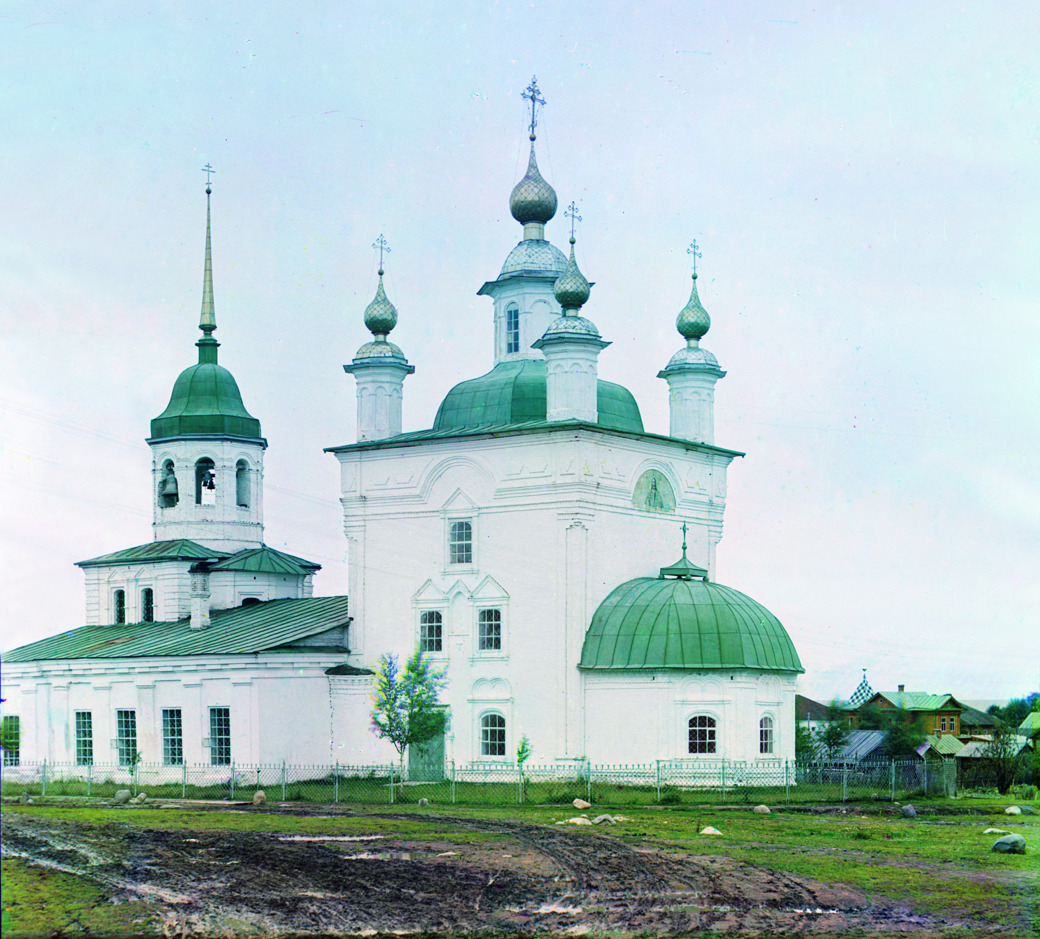 Белозерск. Церковь во имя Св. Петра и Павла