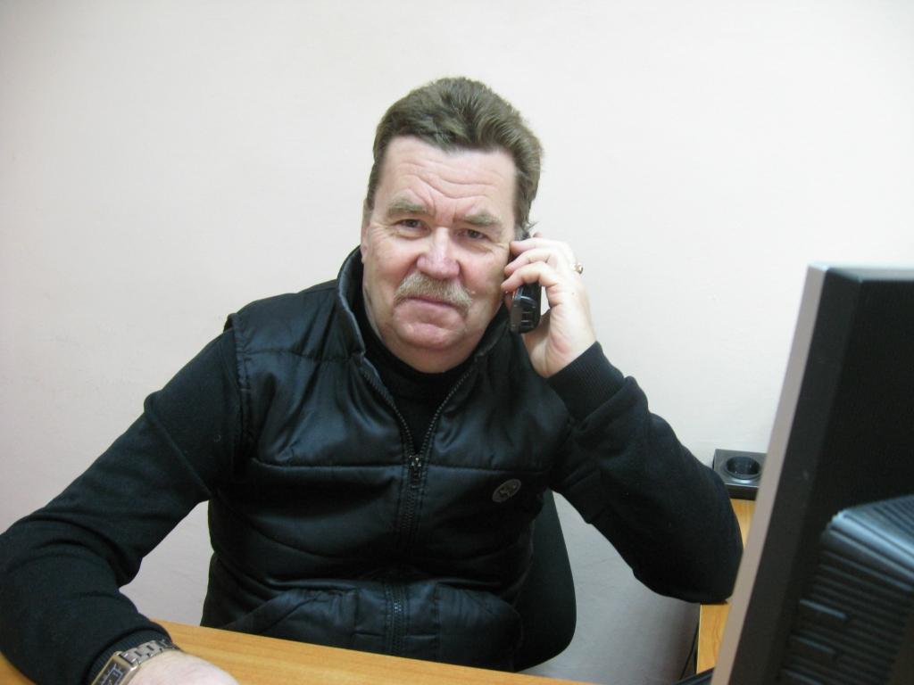 ГАКО, инженер В.В.Серебряков.JPG