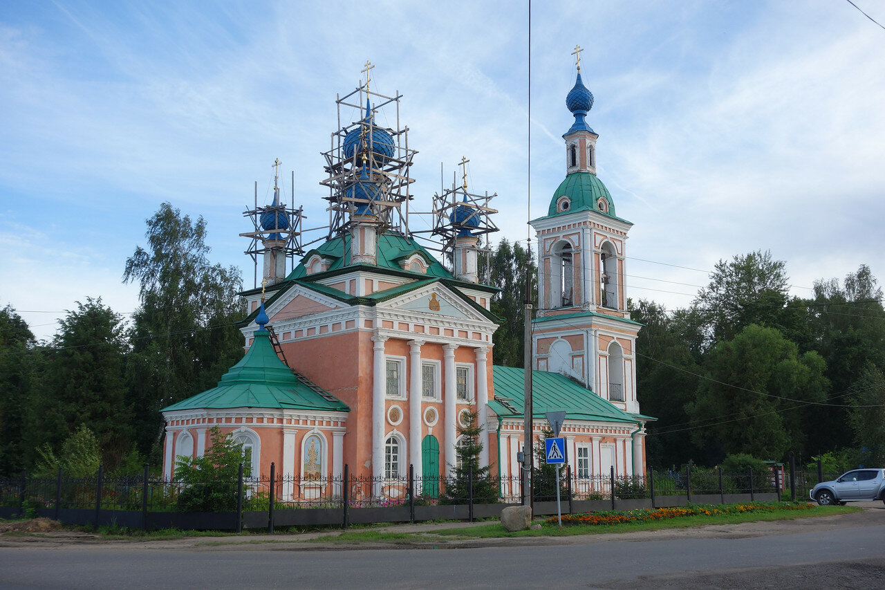 храм Димитрия царевича