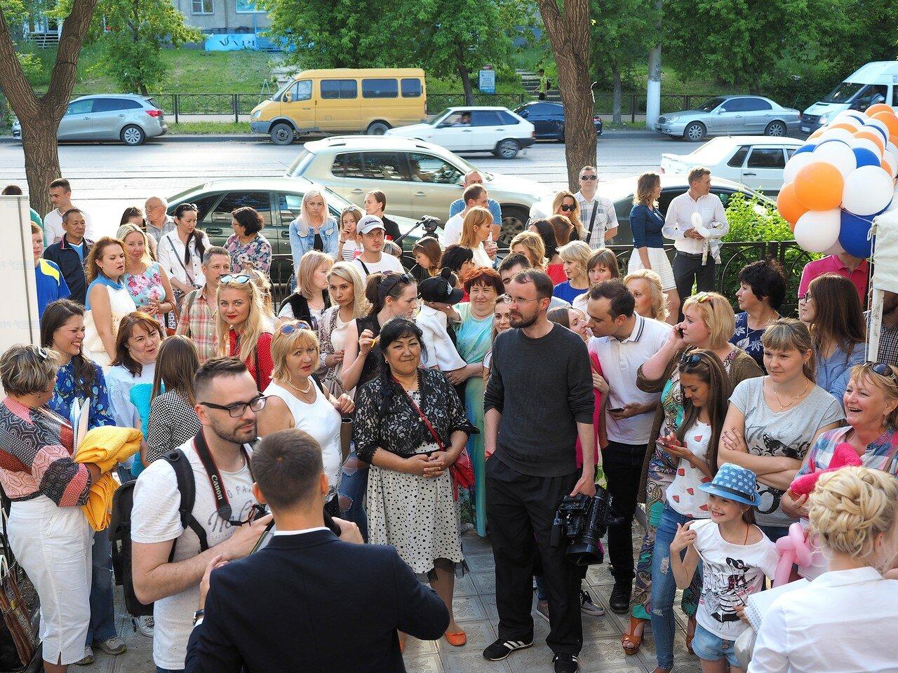 25 Открытие нового офиса Pegas Touristik 14.06.2017