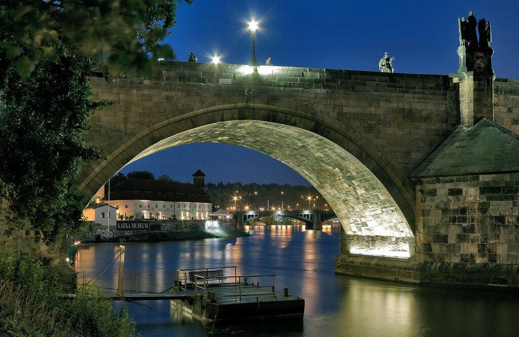 Карлов мост ( Karlův most )