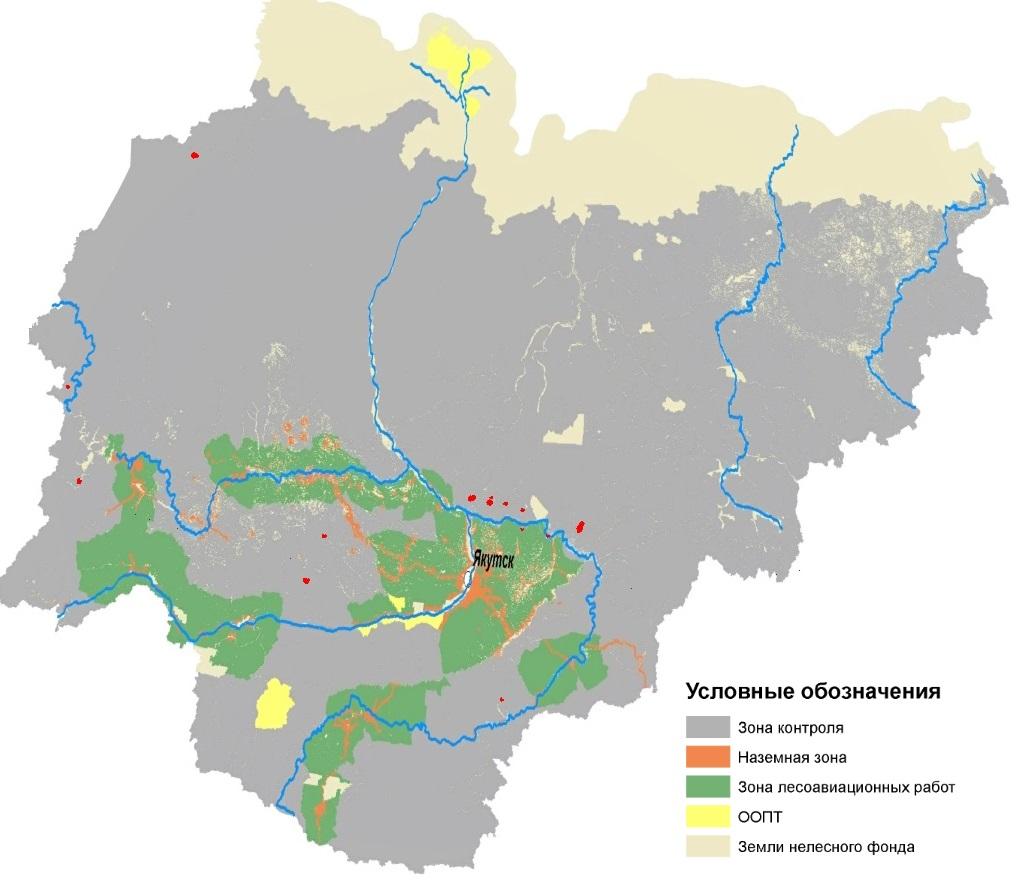 Площадь лесных пожаров возросла вСибири до72,6 тыс. га