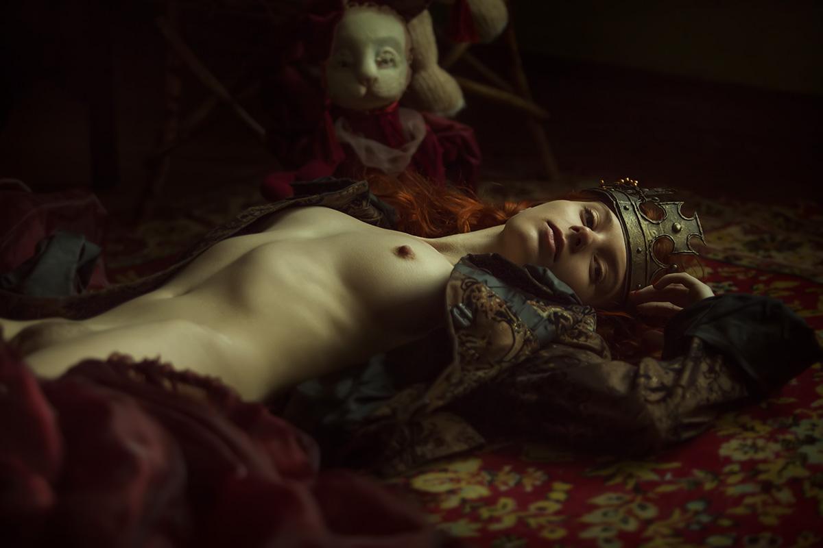 Игрушки для принцессы / фото Шаповалов Павел