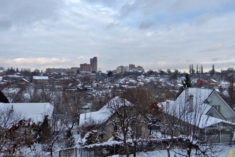 Панорами з проспекту Лобановського