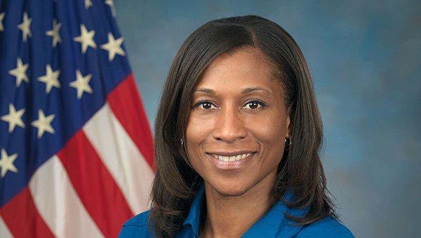 ВНАСА назвали имя первой афроамериканки, которая войдет всостав экипажа МКС