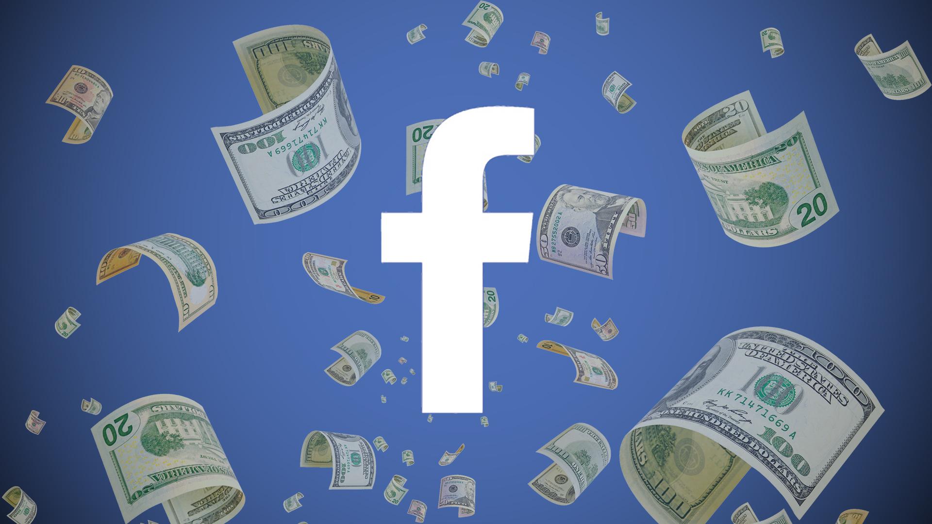 Всоцсети социальная сеть Facebook внутри видео роликов появится реклама