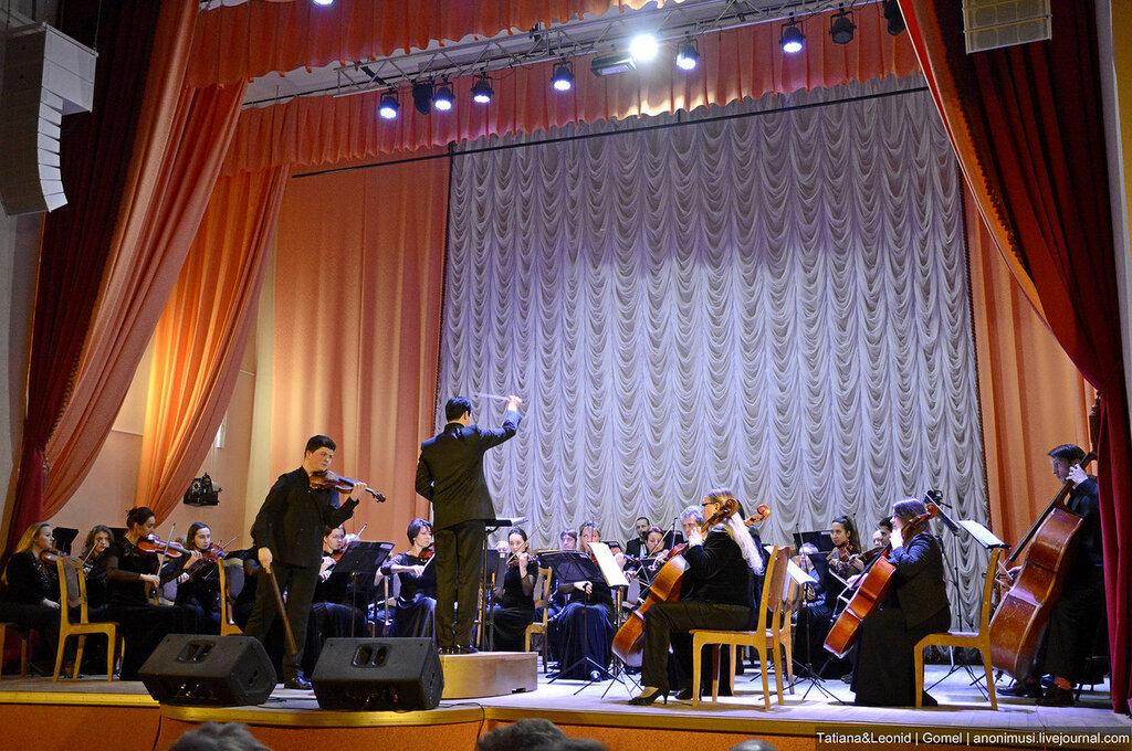 Мурад Ассуил и Гомельский симфонический оркестр