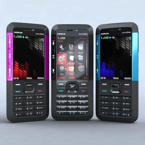 2006 год: предшественник 5800, Nokia 5310 XpressMusic был представлен в 2006 году. Продажи достигли