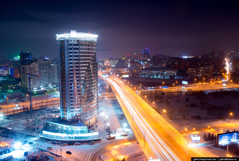 27. «Новобранец» в полку символов города — Бугринский мост.