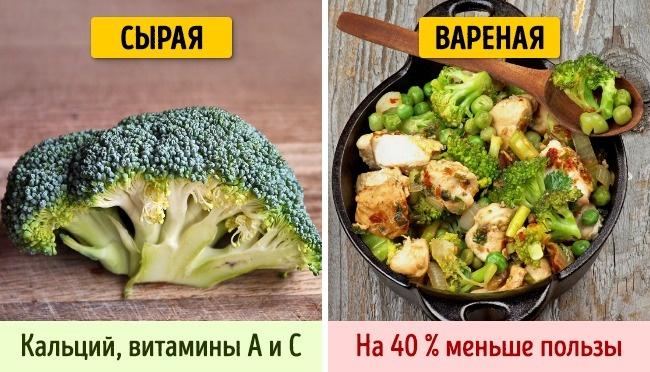 © Pixabay  © depositphotos.com  Вброкколи много витаминов А, Сикальция. Но, если свар