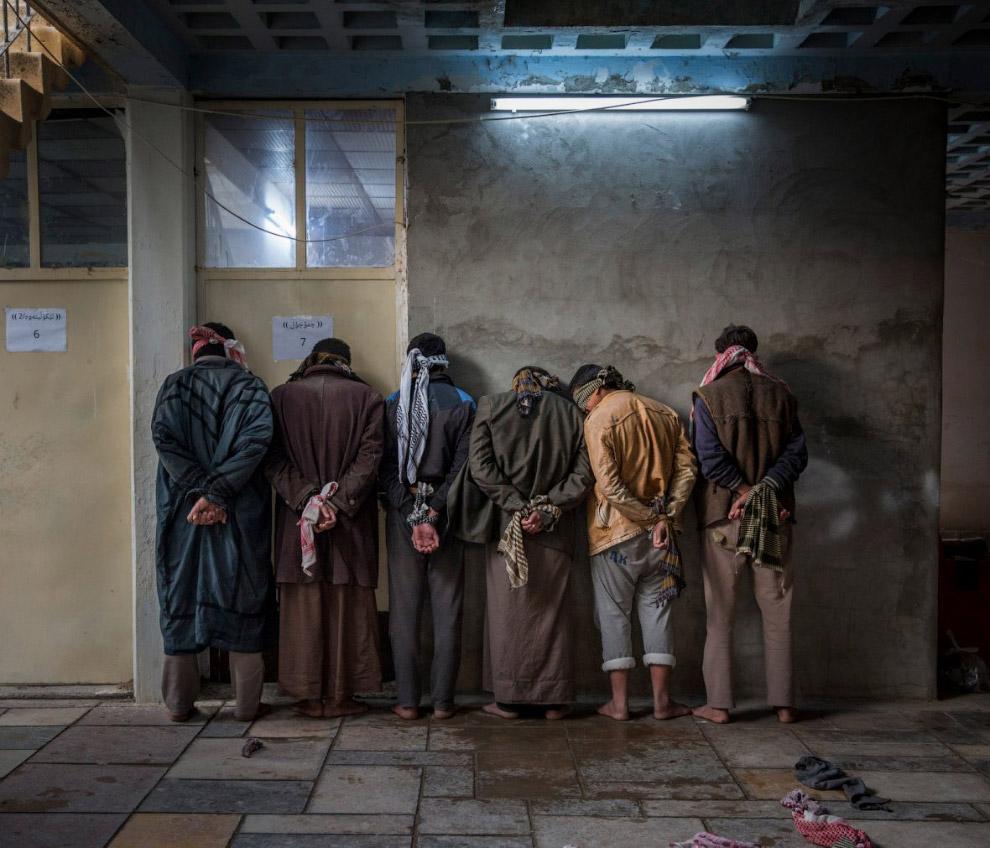 4. Фотография из ливийского города Сирт заняла 1-е место в категории «Текущие события и новости