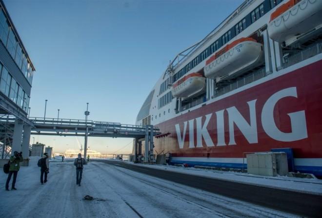Viking FSTR: он перекрыл рекорд SS United States на Атлантике (23 фото)