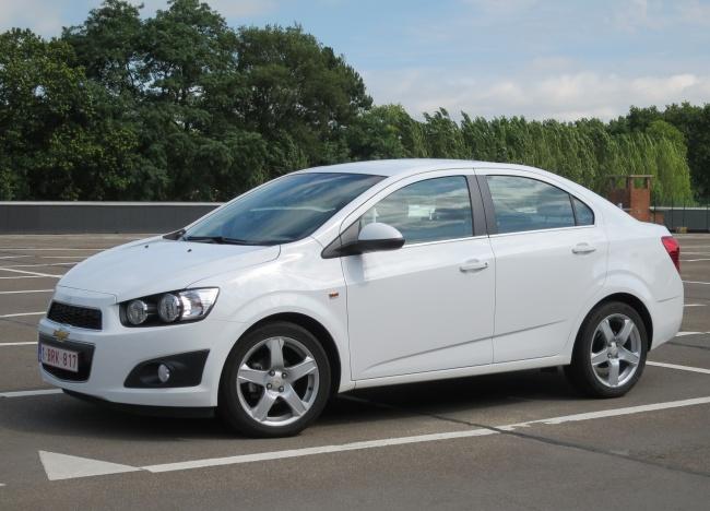 © commons.wikimedia  Chevrolet Aveo продается под таким названием только врусскоговорящих стр