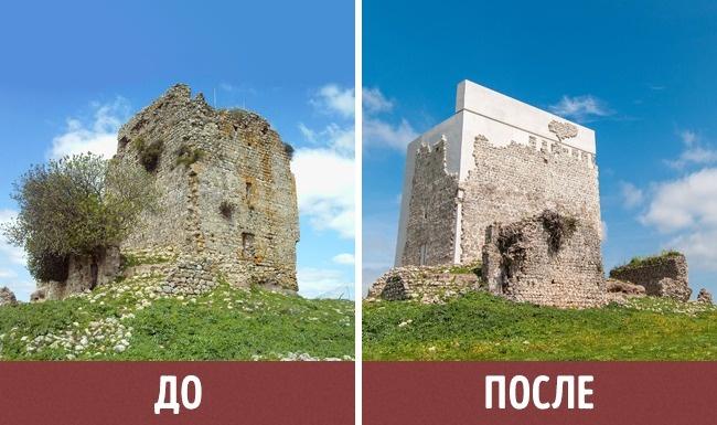 © Ignacio Palomo Duarte/wikipedia  © damadenegro.wordpress  Реконструкция старинной креп
