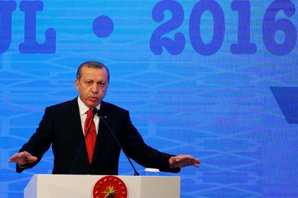 Путин обсудил сЭрдоганом намерение Турции свергнуть Асада