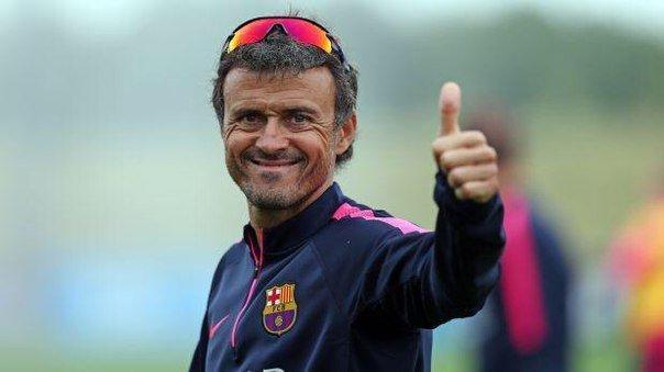 «Барселона» предложит Луису Энрике новый договор