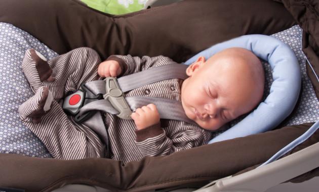 Новые правила транспортировки детей вступают всилу в этом году
