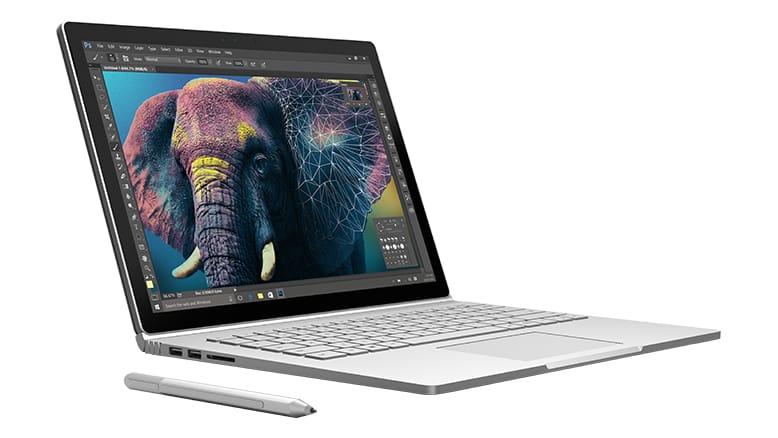 Новый Microsoft Surface Book доступен впродаже