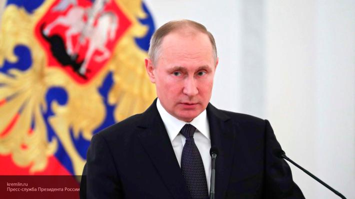 Путин вручил премии молодым деятелям искусства икультуры