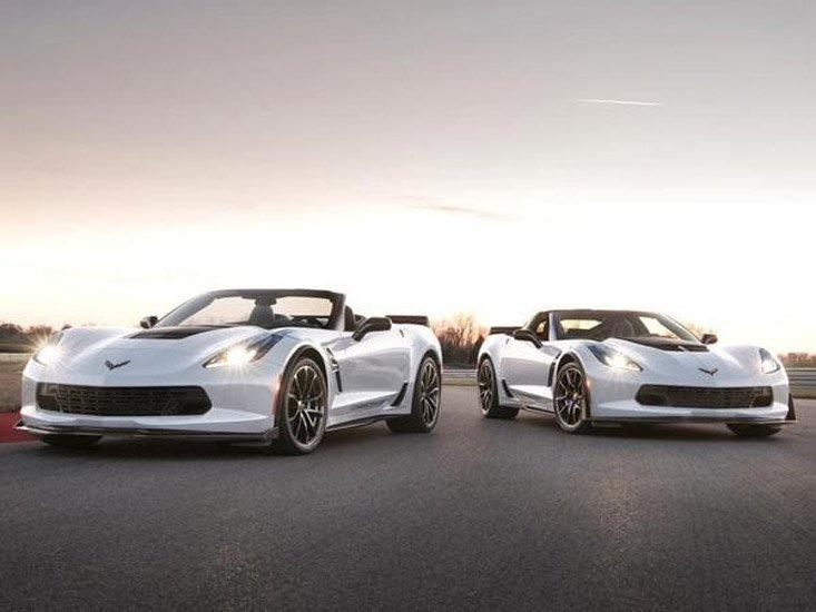 Шевроле обозначил 65-летие Corvette спецверсией за140 тыс. евро