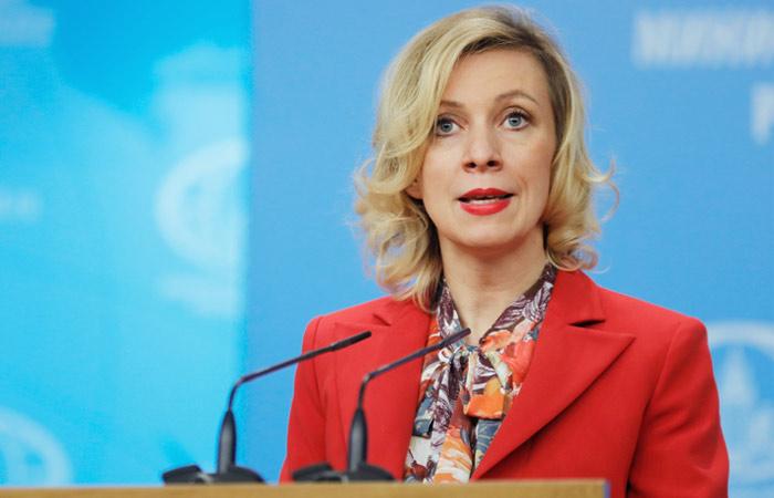 Захарова: Использование темы «руки Кремля» вСША продолжится
