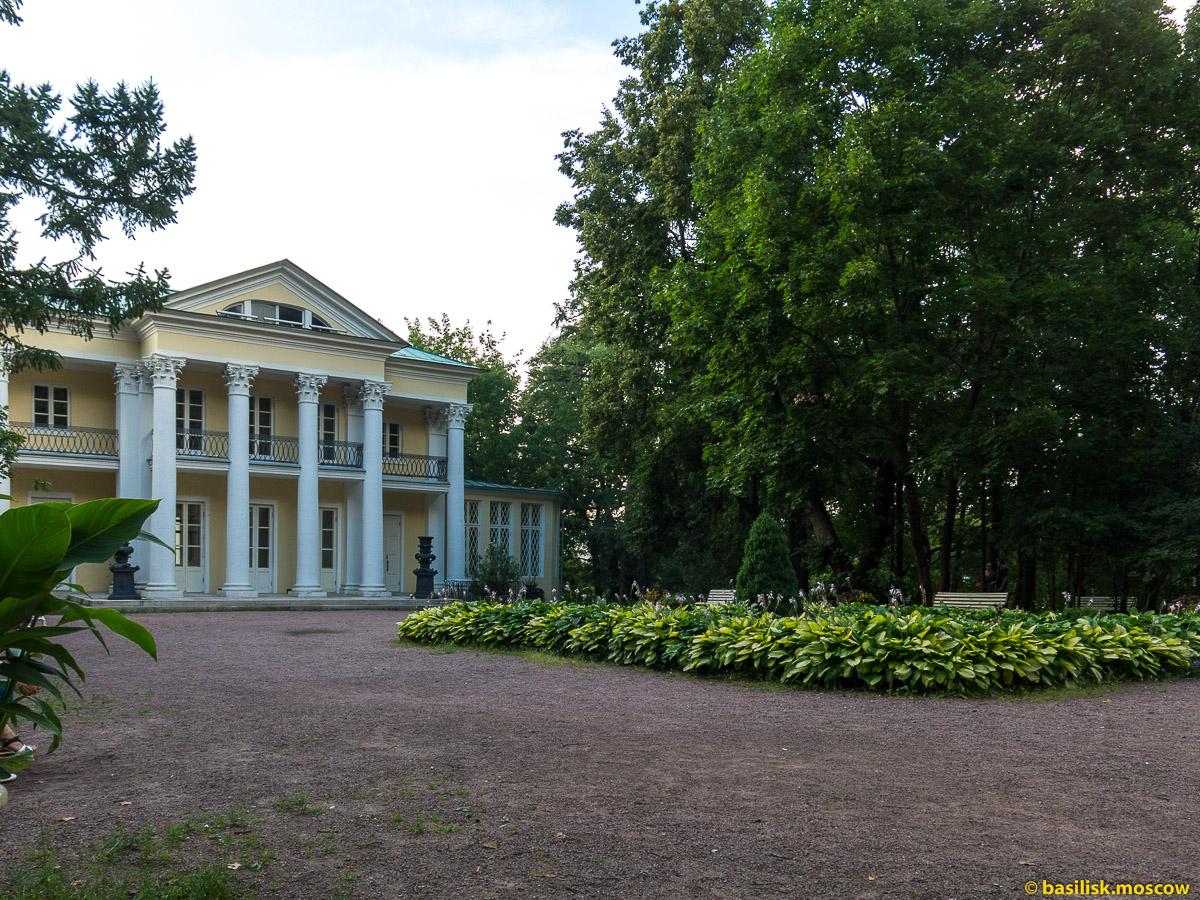 Нескучный сад. Москва. Июль 2016