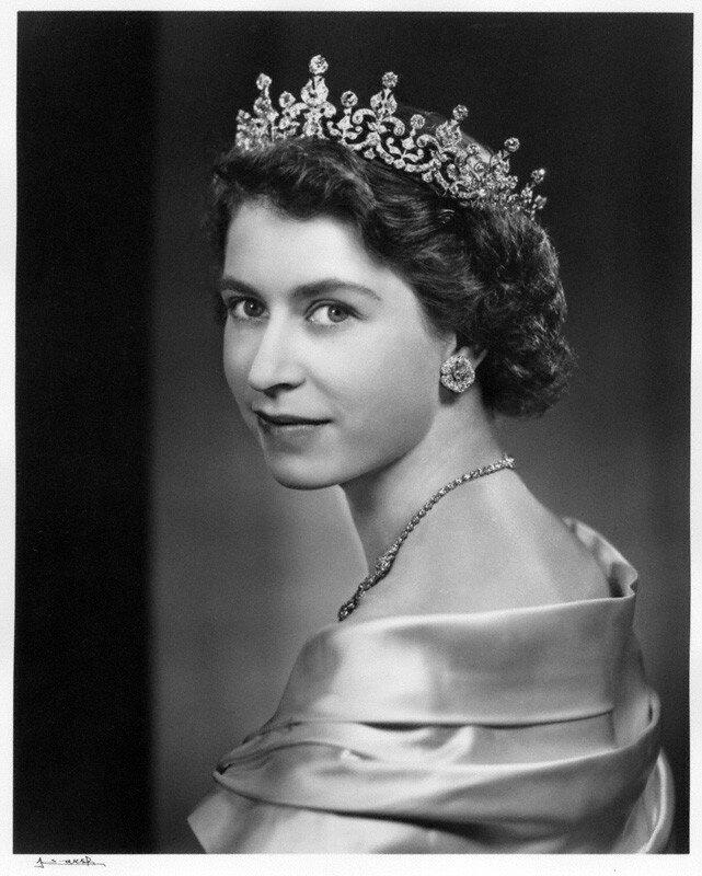 Queen Elizabeth II, 1951