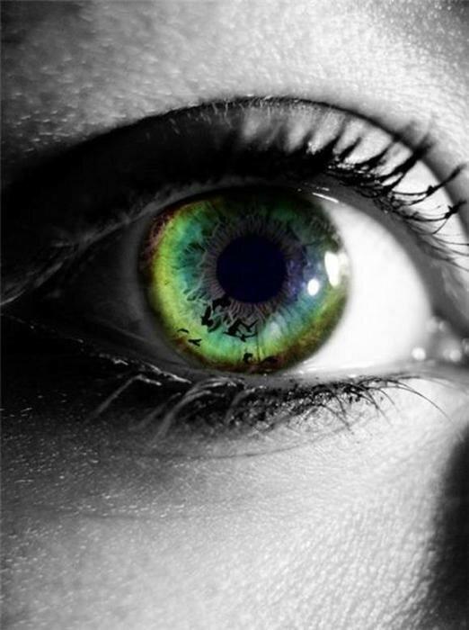 Самые красивые глаза (48 фотографий)