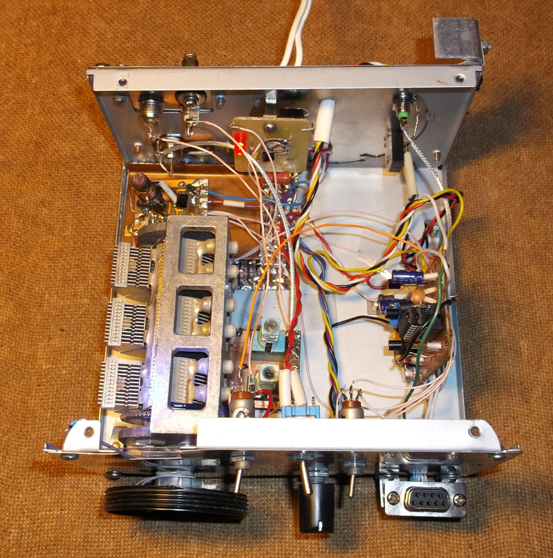 SDR приёмник на полевых транзисторах
