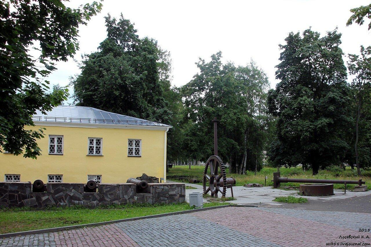 Железные артефакты Петрозаводска