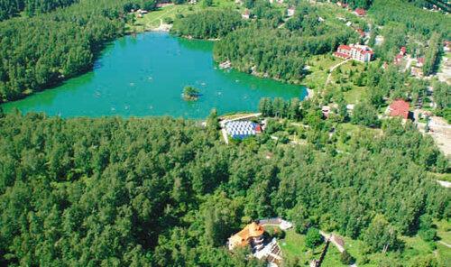 Озеро Ая с