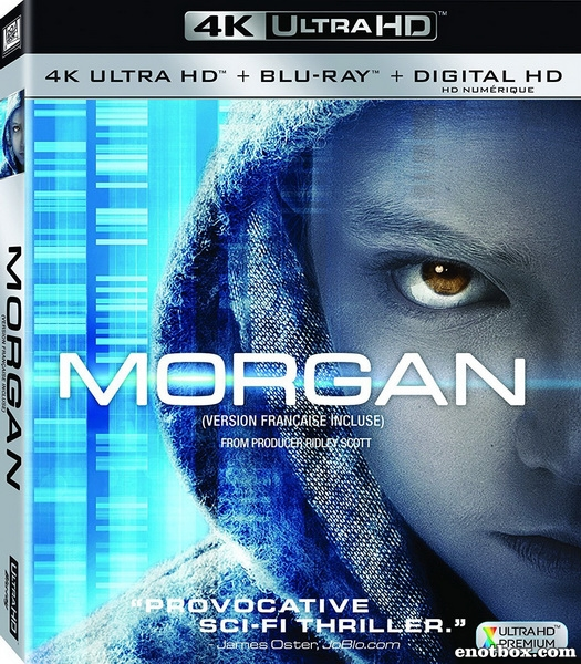 Морган / Morgan (2016/BDRip/HDRip)