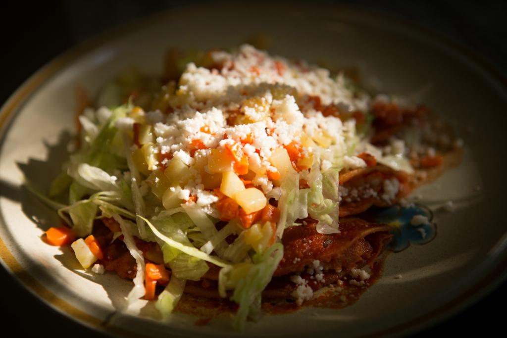 Энчилада / Enchiladas Mineras (рецепт + фото)