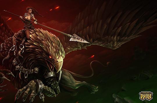 Fantasy Illustrations by AlexeyGrishin
