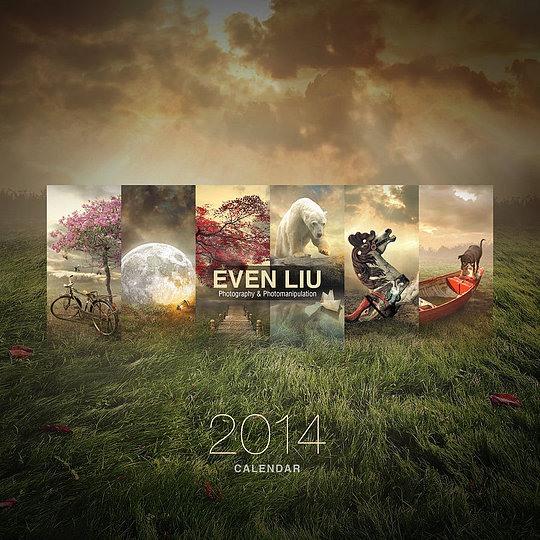 Latest Photo Manipulations by Even Liu