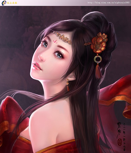 Stunning Digital Art by Yu-HanChen